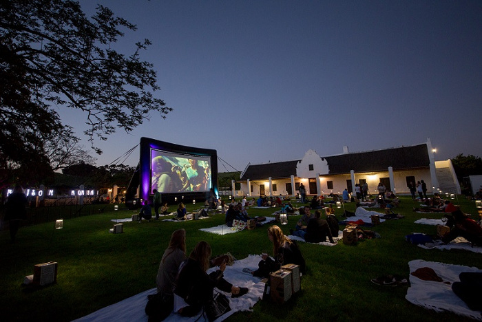 Spier outdoor movies