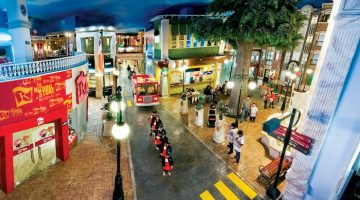 kidzania kids interactive centre fourways