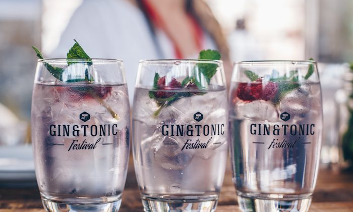 gin and tonic festival