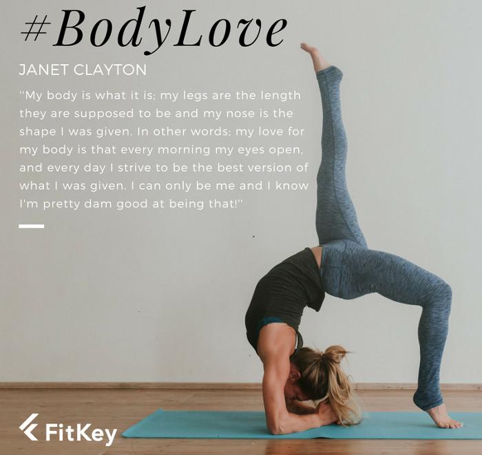 Janet Clayton FitKey