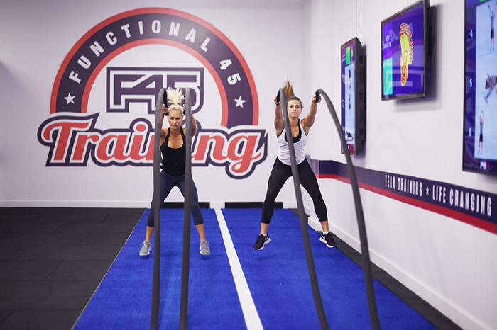F45 HIIT South Africa
