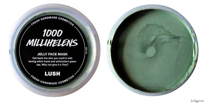 Lush1000 Millihelens Jelly Face Mask