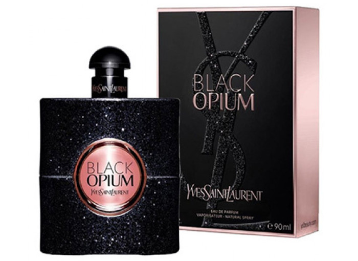Yves Saint Lauren Black Opium