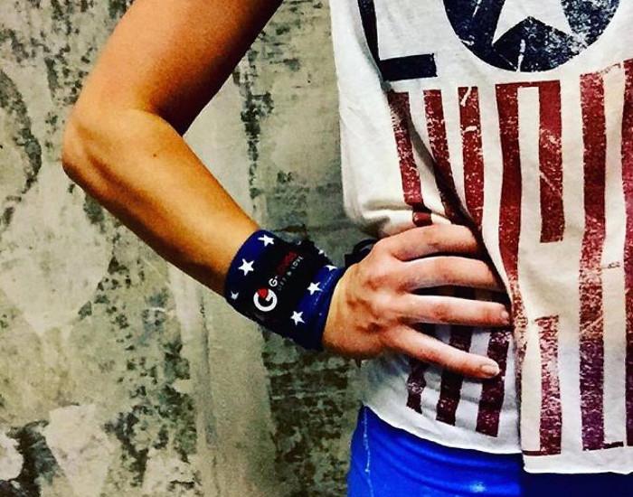 G-Loves wrist wraps
