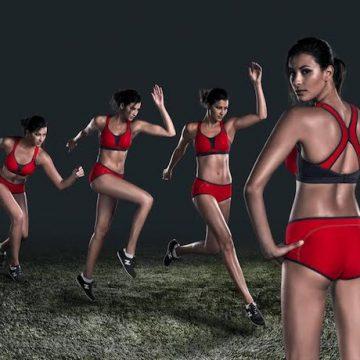 anita active sports bra feature