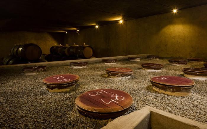 avondale wines qvevri pots feature