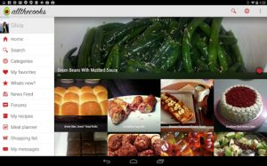 foodie apps allthecooks