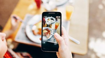foodie apps feature