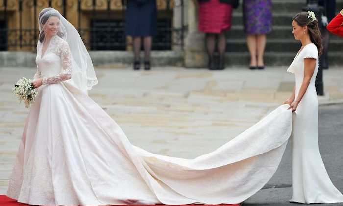 kate middleton wedding dress h&m 1
