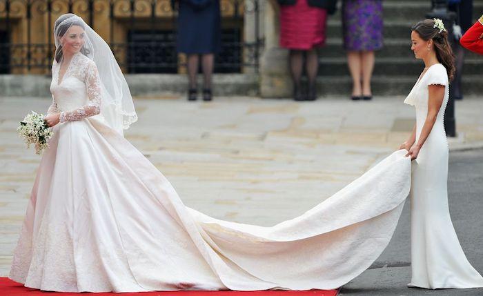kate middleton wedding dress h&m 1