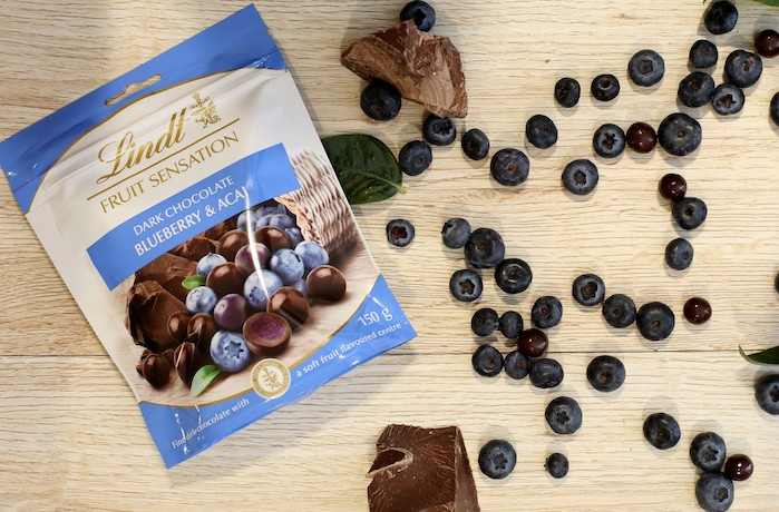Lindt Fruit Sensation range