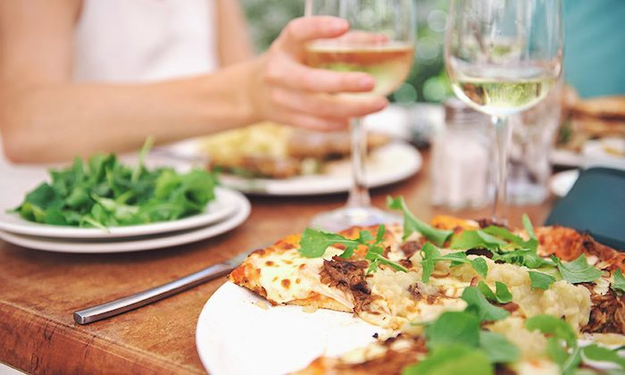 pizza and wine festival