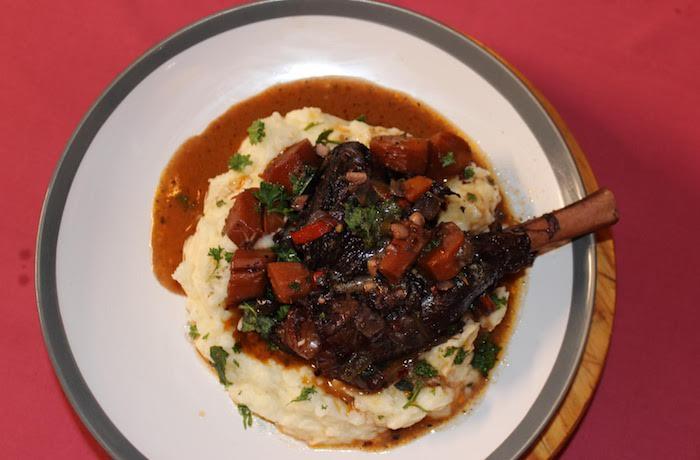 recipe spicy lamb shanks feature