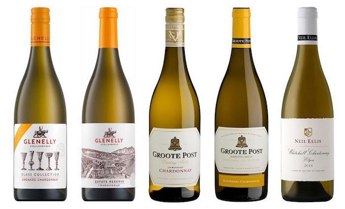 Chardonnay South Africa