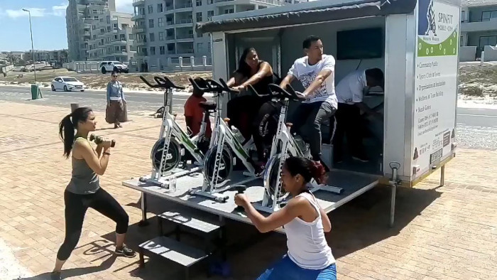 SpinFit Mobile Gym