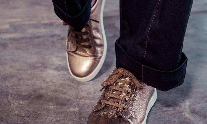 Green Cross sneakers