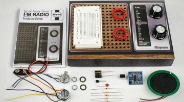 Haynes Build Your Own Retro Radio