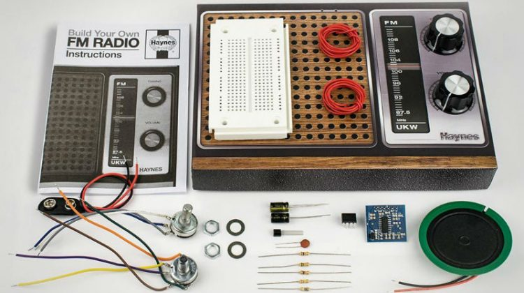 Haynes Build Your Own Retro Radio