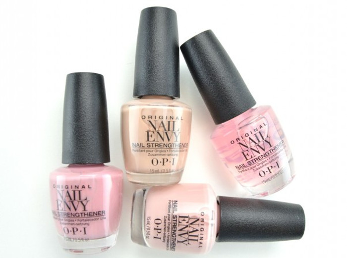 "OPI Nail Envy ""Strength In Color"" Collection"