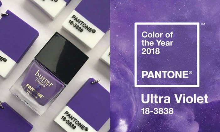 pantone colour of the year makeup feature