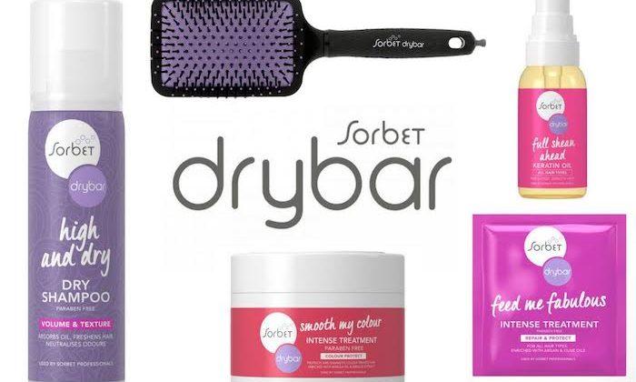 sorbet drybar feature