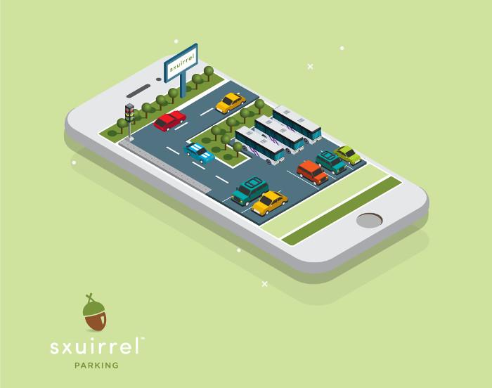 Sxuirrel app