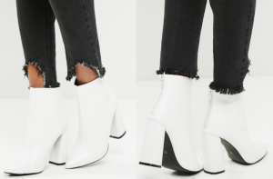 white boots autumn must haves