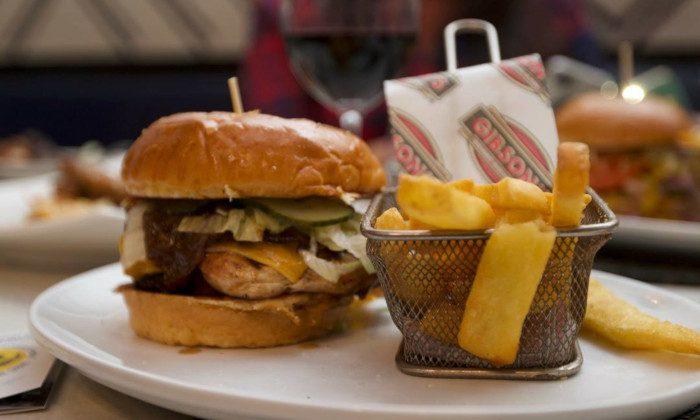Gibson's Burgers