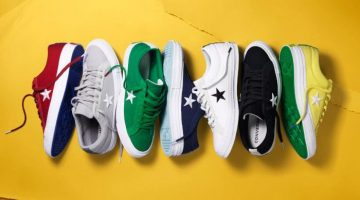 converse one star collection