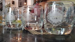 woodstock gin route