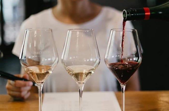 A celebration of wine