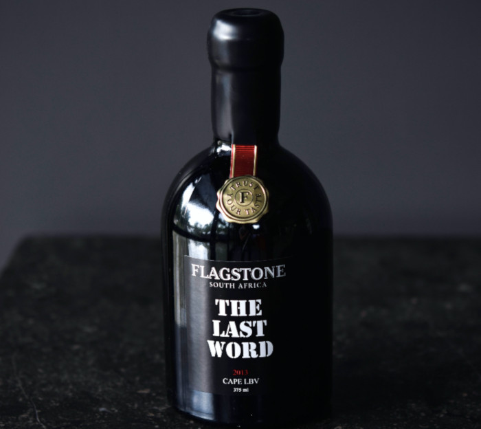 Flagstone The Last Word