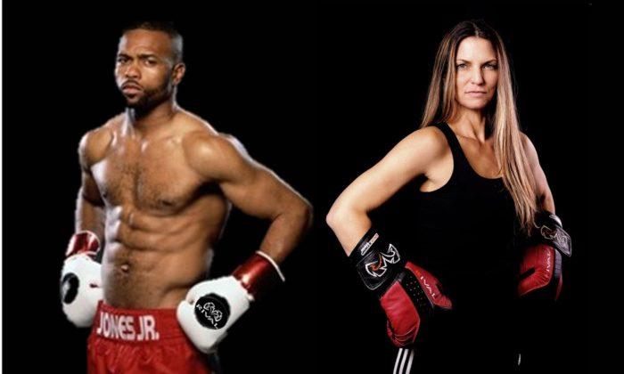 Roy Jones JR Boxing