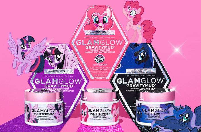 Glamglow my little pony