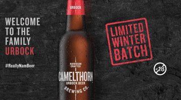 Camelthorn Urbock Beer