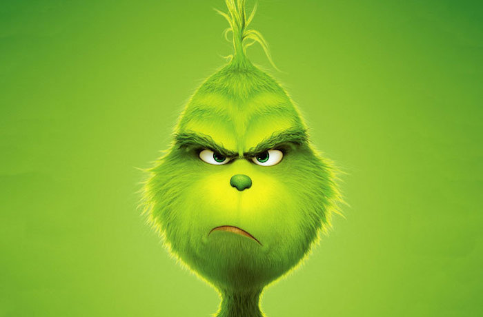 the grinch film trailer
