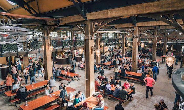 elgin railway market
