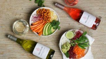 Delheim vegan wine