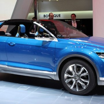 VW compact SUV