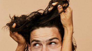 Mens hair