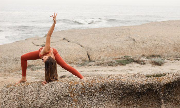 Wild Thing yoga