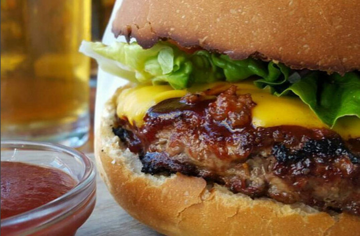 burger feature
