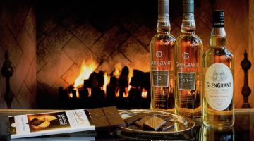 Table Bay whisky and chocolate pairing
