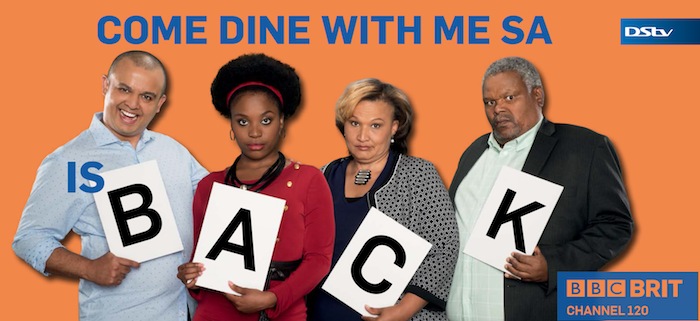 Come Dine With Me SA
