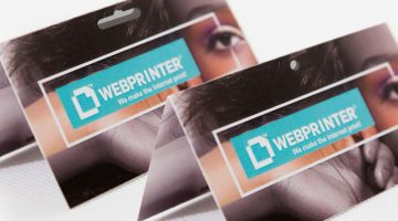 Webprinter header