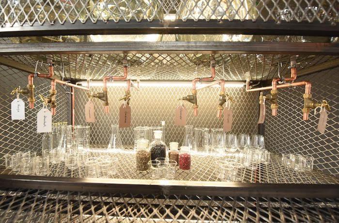 Botanical Gin Bar