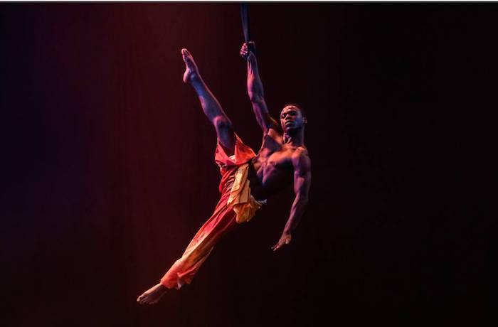 Cirque My Ride