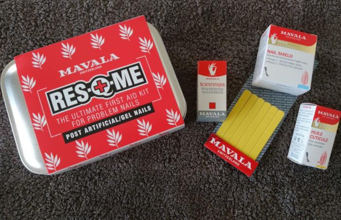 Mavala Res-Q-Me First Aid Kit