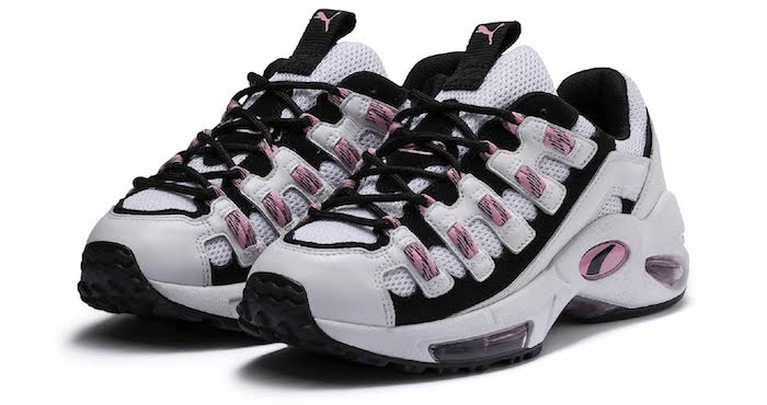 fb54bdd5bbab PUMA Drops Chunky 90s Throwback Sneaker