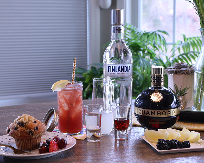 Chambord Vodka Lemonade